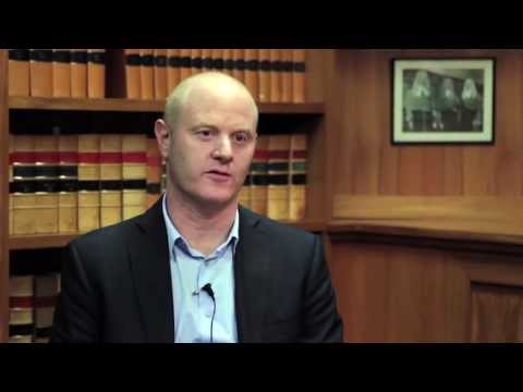 Ian Narev about studying law at the University of Auckland
