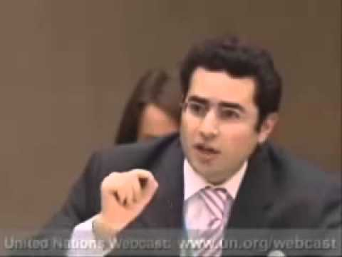 Banned Speech  Hillel Neuer Takes on U N  Human Rights Council