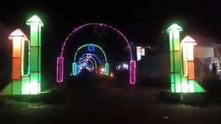 Download Kelap.kelip Lampu Natal Di manggarai Ruteng Tenda