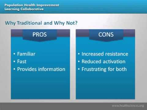 Motivational Interviewing (MI) Overview