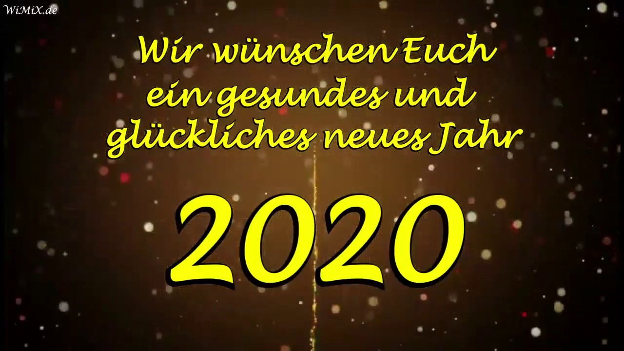 Wimixde Frohes Neues Jahr 2020 Free Download Whatsapp