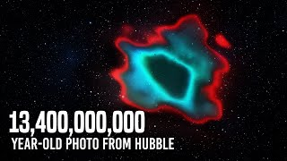 13,400,000,000 Year Old Photo Captured by Hubble Telescope