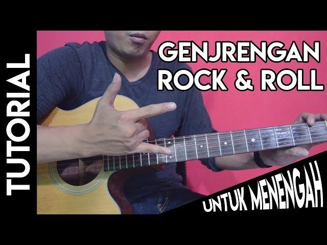 Belajar Genjrengan Gitar Rock And Roll
