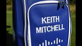 Keith Mitchell pre season Mizuno WITB