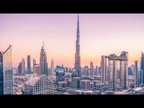 Dubai evolution from 1984-2017 Time lapse | Everything has been filmed with Google earth |YT VISHAL