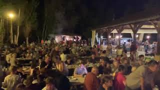 Marché nocturne des producteurs à Bouzic.
