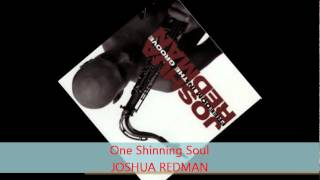 Joshua Redman - ONE SHINNING SOUL