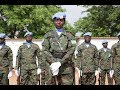 Rwandan Peacekeepers in South Sudan cheerful as they mark 25th Liberation Day