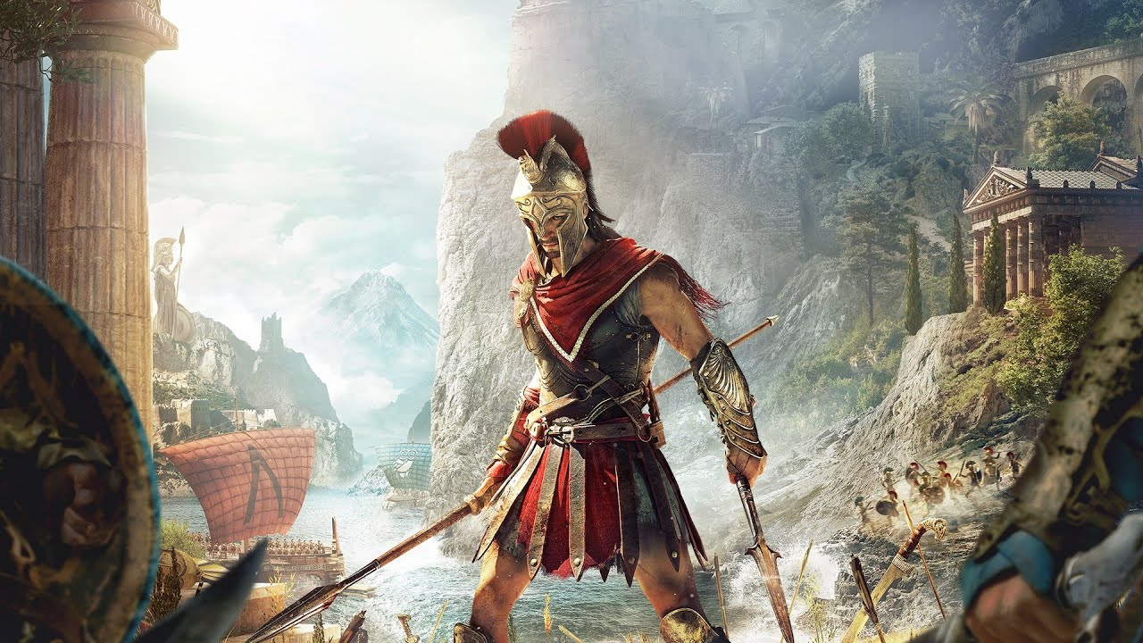 Assassin's Creed Odyssey: Gameplay