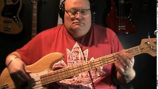 Gary Moore Always Gonna Love You Bass Cover With Notes Tablature