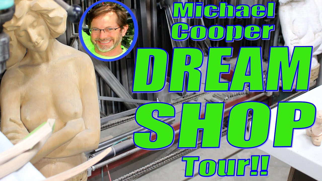 Michael Cooper DREAM SHOP Tour