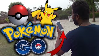 Pok mon Gameplay INDIA - How To Play