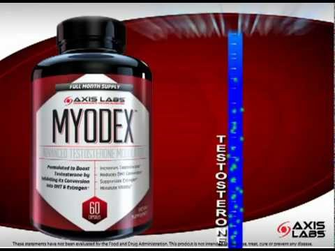 The ultimate natural testosterone producer, Anti Estrogen, Anti DHT: MYODEX