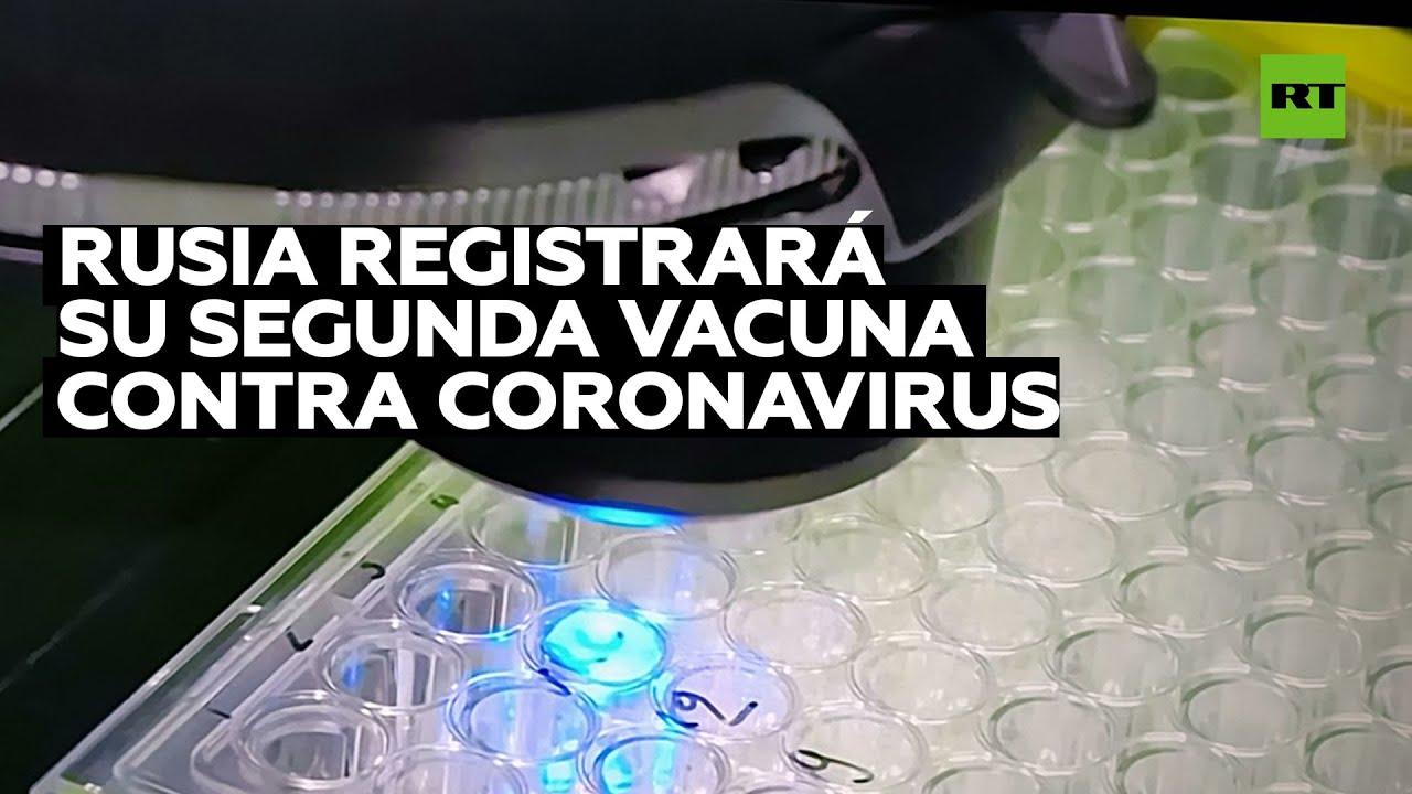La segunda vacuna rusa contra el covid-19 será registrada hacia el 15 de octubre