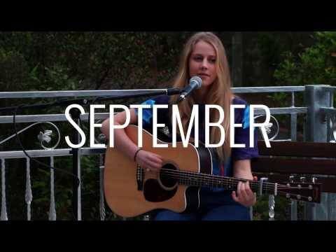 September - Earth, Wind & Fire (cover by Aleisha McDonald)