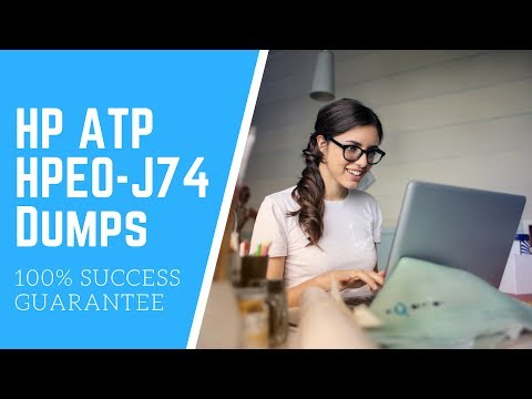 HPE0-J74 Dumps [Actual 2019] - HP Foundations of HPE Storage Solutions HPE0-J74 Exam Questions | PDF