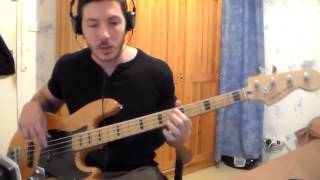 Rush {Bass Cover} - Leave That Thing Alone