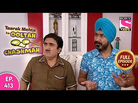 Taarak Mehta Ka Ooltah Chashmah | तारक मेहता का उल्टा चश्मा | Episode 413 | 7th July, 2020