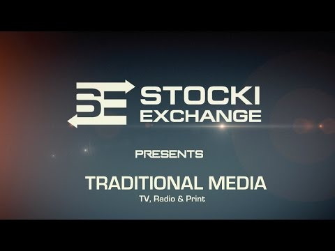 Traditional Media - Stocki Exchange Marketing Show