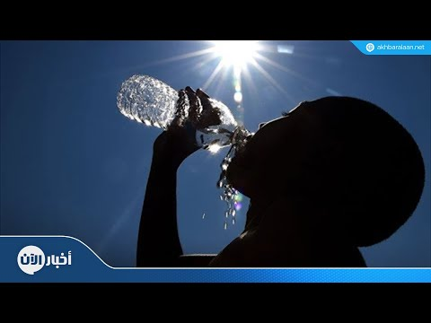 ارتفاع درجات الحرارة في العالم