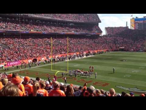 Jacksonville Jaguars At Denver Broncos - Touchdown - Sports Authority Field - Denver, CO