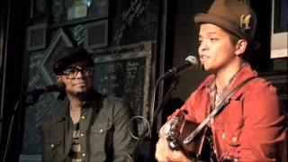Cover Medley- Bruno Mars ft. Phillip Lawrence [HQ]