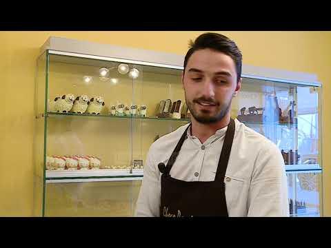 Në shtëpinë tonë/ Art me çokollatë  - Top Channel Albania - News - Lajme