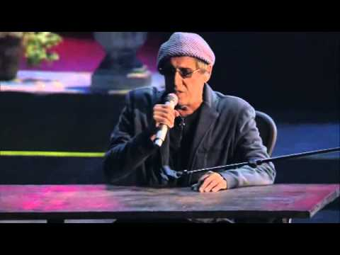 Adriano Celentano Live Arena di Verona 2012   Storia d´amore