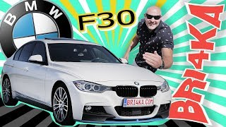BMW 3 Series F30 | F31 | F34 | F35 | Test and Review| Bri4ka.com