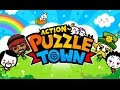 Action Puzzle Town - Android Gameplay HD