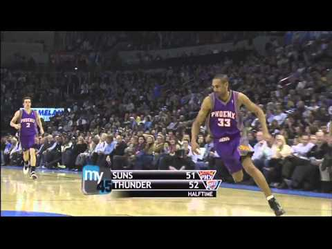 Grant Hill - Old Man, Young Legs (Forceful Finisher)