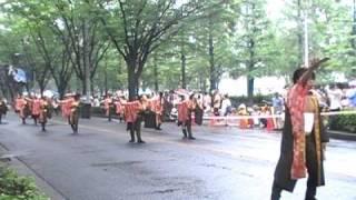 2009.08.02 朝霞市民まつり「彩夏祭」のよさこいフェスタを見てきました...