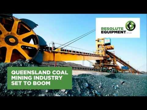 Queensland coal mining industry set to boom