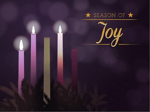December 13, 2020 - Third Week of Advent