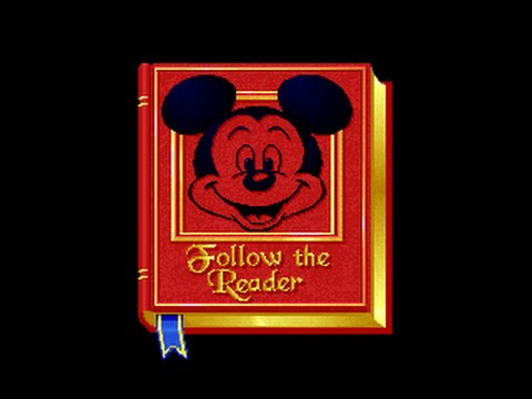 Disney's Follow the Reader (SoundBlaster version) @ http://xtcabandonware.com