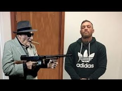 Conor McGregor: Mafia Requires Fighter 900,000 Euro For Drugs (part 2)