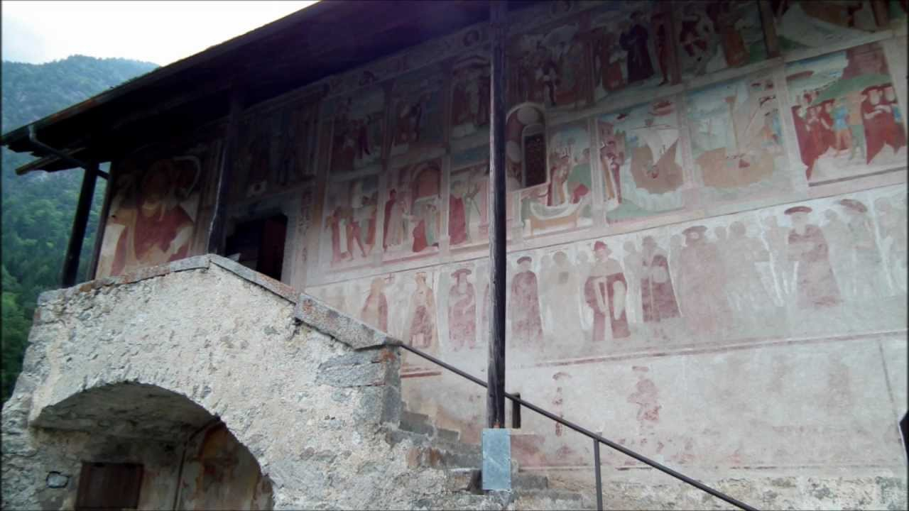 Chiesa Santo Stefano Carisolo YouTube