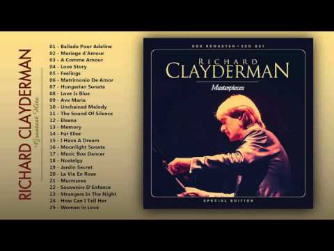 Thumbnail: Richard Clayderman - Greatest hits of Piano - The Very Best of Richard Clayderman