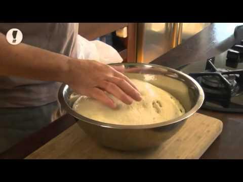 מתכוני סוגת: לחם רוזמרין של ארז קומורובסקי