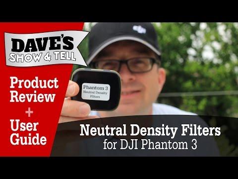 how to put nd filter dji phantom 3