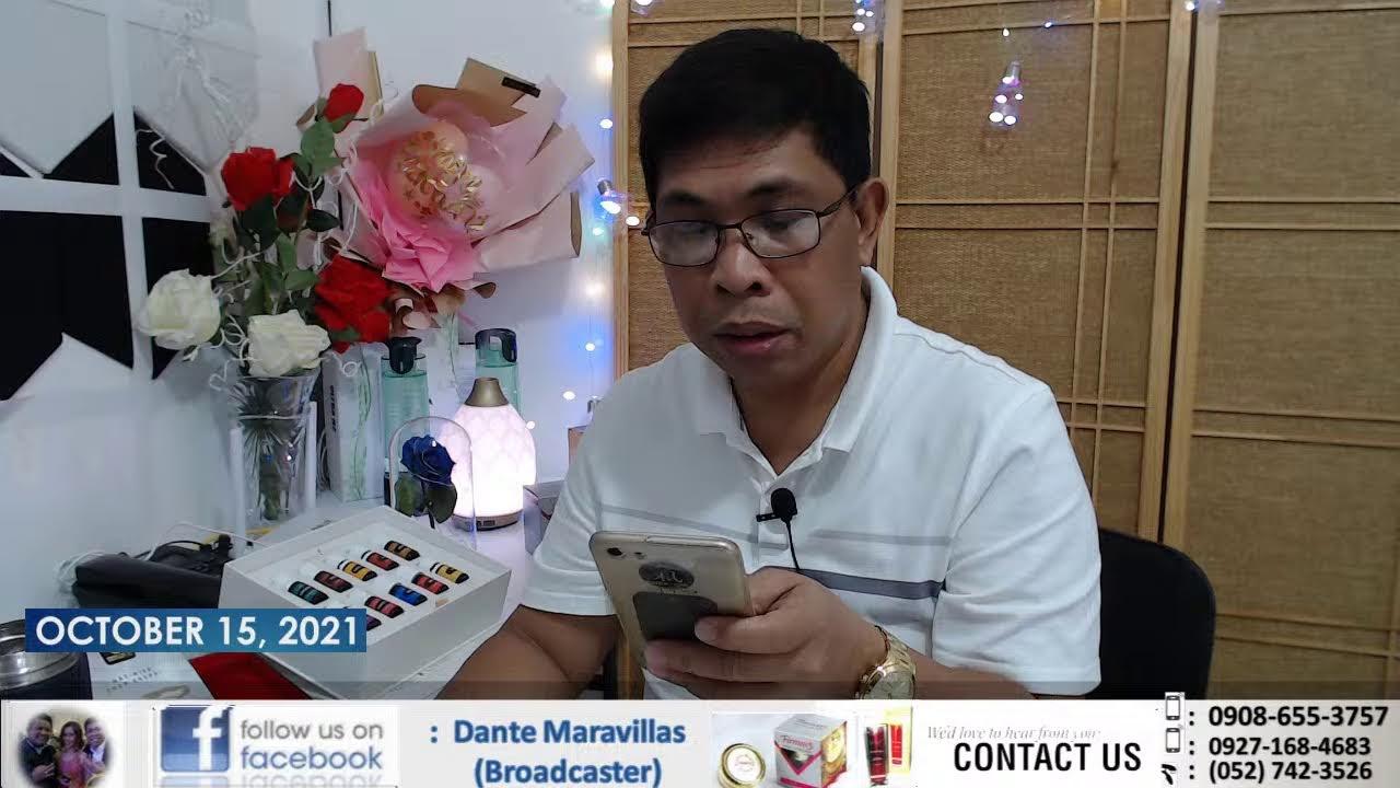 Download Marcos a runaway winner in street survey ||Bullseye News Oct 15, 2021