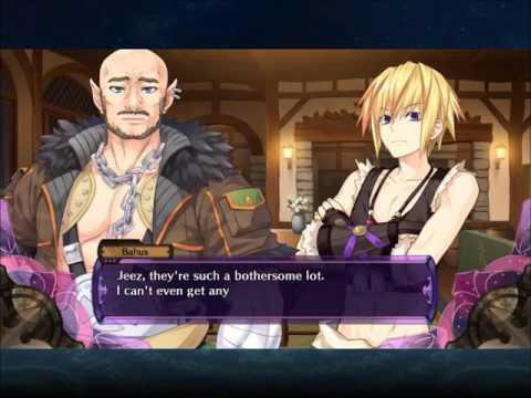 Ryu Plays (Steam) Fairy Fencer F Part 46 - Dorfa Attacks |