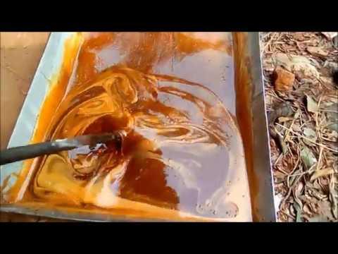 Making of Molasses   Whole Process Molasses