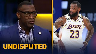 LeBron's Lakers need to put out Nuggets' fire before it turns into a blaze in GM4 | NBA | UNDISPUTED