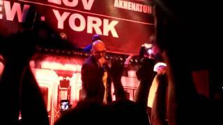 akhenaton & faf larage original festival 2011 lyon : J ai vraiment pas de face live