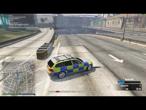 The Art of the Gentle Nudge[BUSTED][Cops and Robbers][FiveM]