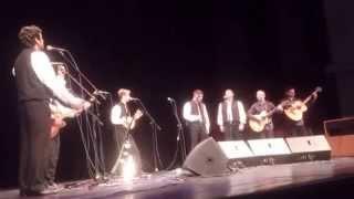 """Klapa Puntamika - """"Pivaj Dalmacijo"""" HNK - ZADAR LIVE!!!!!"""