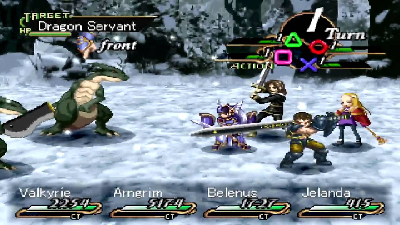 Image result for valkyrie profile ps1