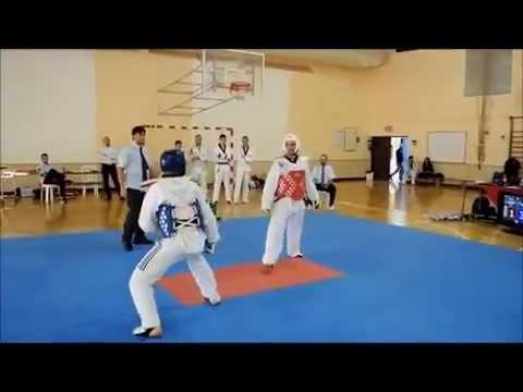 טל טלמון נגד רון גרשנוק - Tal Talmon Fighting