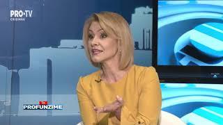 Emisiunea InPROfunzime cu Lorena Bogza din 24 ianuarie